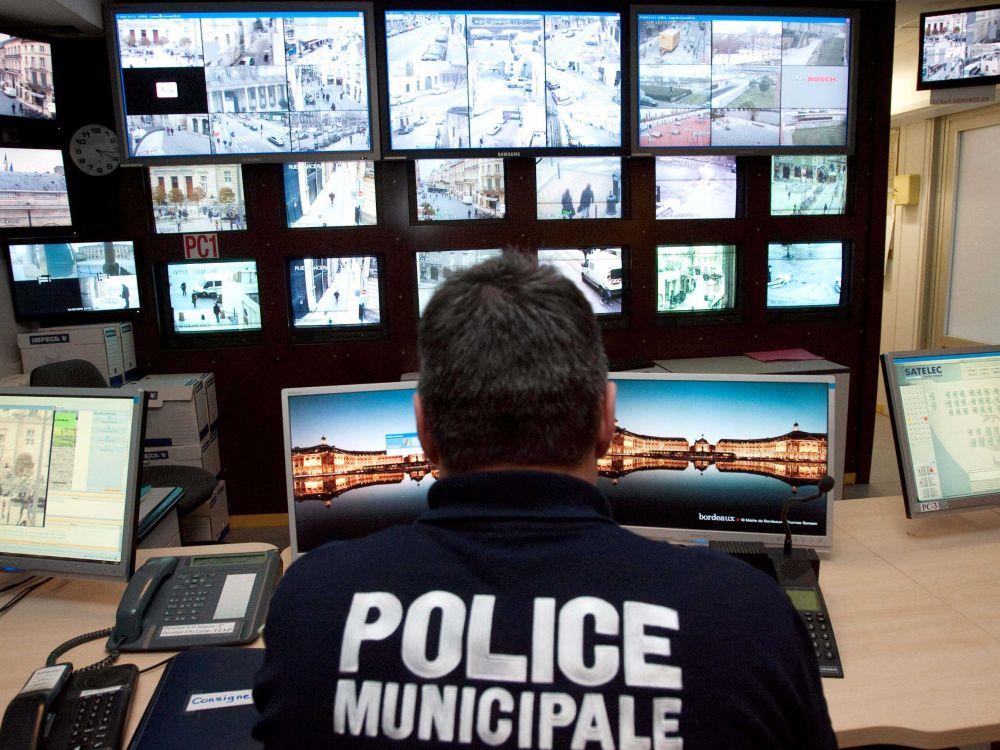 poste de surveillance
